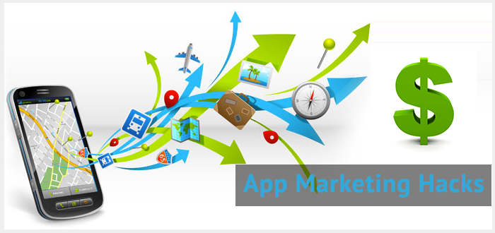 App Marketing Hacks