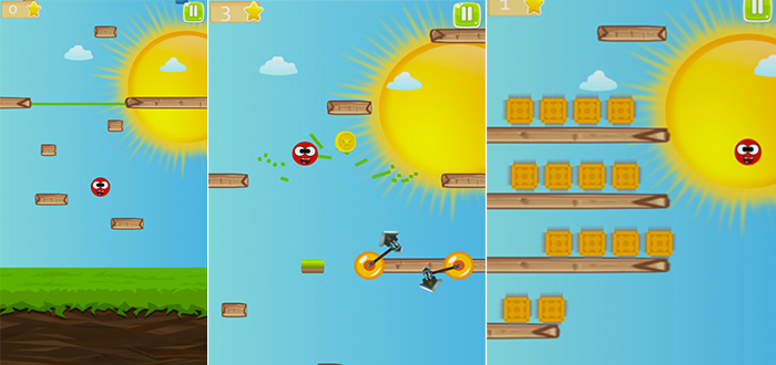 Red Ball Bounce Rush – Game Review