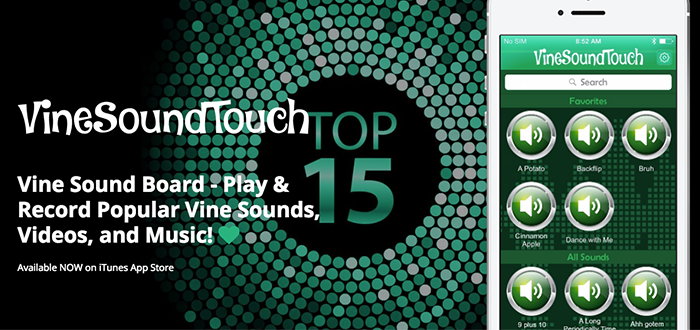 Sound Board for Vine – App Review