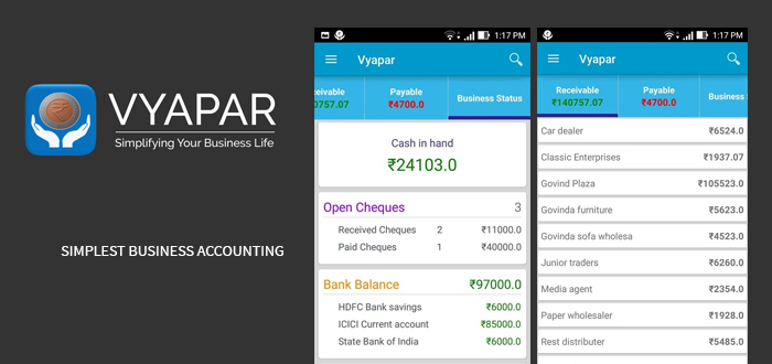 Vyapar App Review