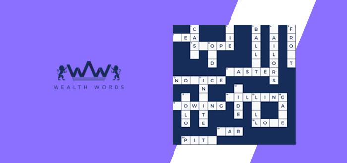 WealthWords – Web App Review