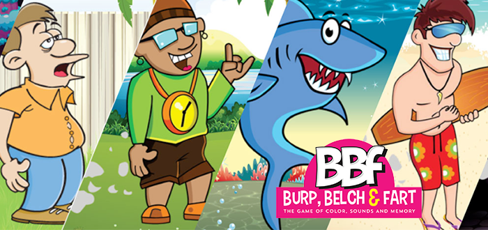 BBF- BURP, BELCH AND FART – App Review